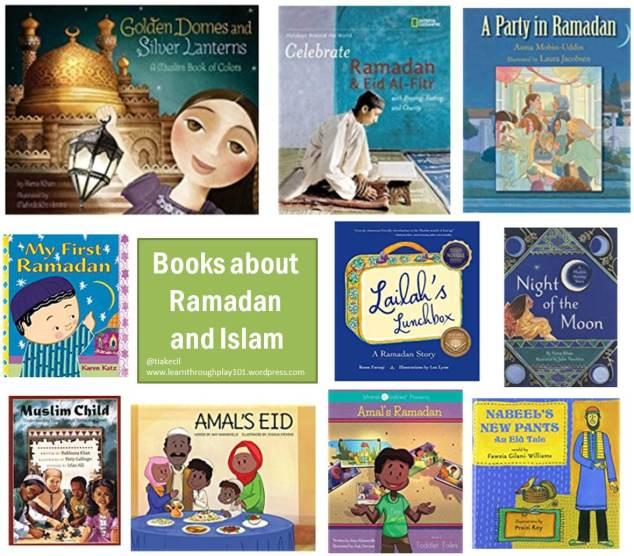 Ramadan books blog cover