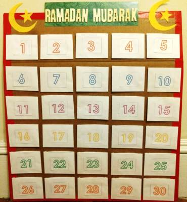 ramadan calendar -1